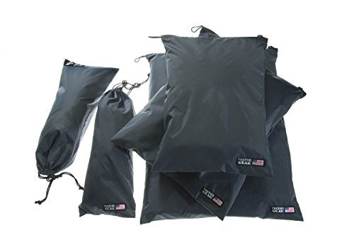 Viator Gear Luggage Bag Set, Titanium, One Size