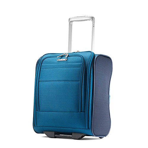 Samsonite Eco-Glide Wheeled Underseater, Pacific Blue/Navy