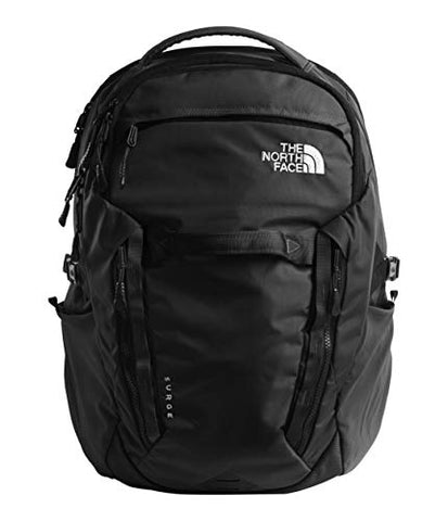 "The North Face Surge Laptop Backpack- 15"" (TNF Black)"