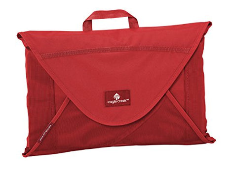 Eagle Creek Travel Gear Pack-It Garment Folder, Small, Red Fire
