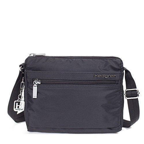 Hedgren  Women'S Eye Shoulder Bag With Rfid-Blocking Pouch Black