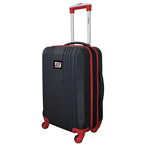Nfl New York Giants Round-Tripper Two-Tone Hardcase Spinner