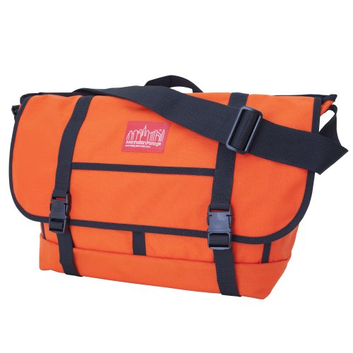 Manhattan Portage NY Messenger Bag, Orange