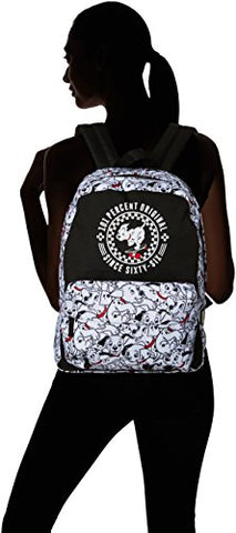Vans - Vans Womens Backpack - Dalmation - Black/White - One Size