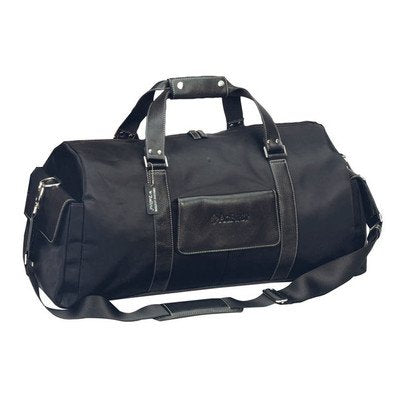 Bellino The Italian Carry-On Duffel, Black, 22""