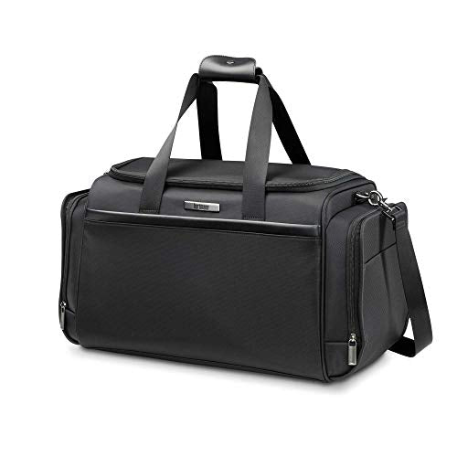Hartmann Metropolitan 2 Travel Overnight Duffel, Deep Black