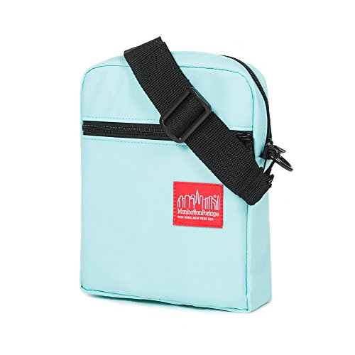 Manhattan Portage Downtown Moondance Bag (Aruba Blue)