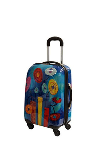 "Pacific Coast Super Lightweight Luggage (20"", Ane Mone)"
