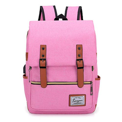 Vintage Women Canvas Backpacks School Bags For Teenagers Boys Girls Large Capacity Laptop Fashion