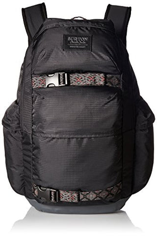Burton Kilo Backpack, True Black Mini Rip, One Size