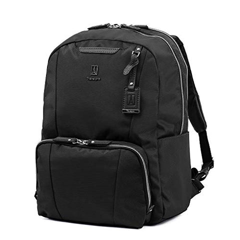 "Travelpro Luggage Maxlite 5 15"" Lightweight Women'S Carry-On Laptop Backpack, Black, One Size"