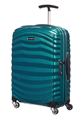 Samsonite Lite-Shock Hand Luggage, 55 cm, 36 Liters, Petrol Blue