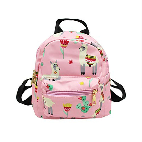 Aibearty Mini Nylon Backpack Purse Casual Daypack Bag