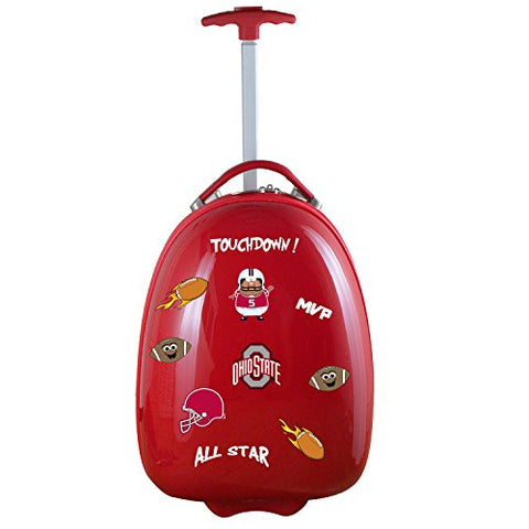 Ncaa Ohio State Buckeyes Kids Lil' Adventurer Luggage Pod