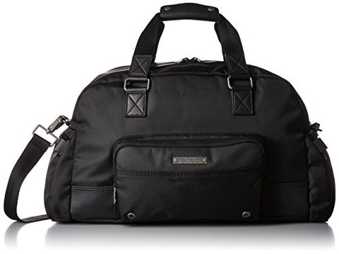 Diesel Men's Superrgear Mat Gear Duffle, Black/Black