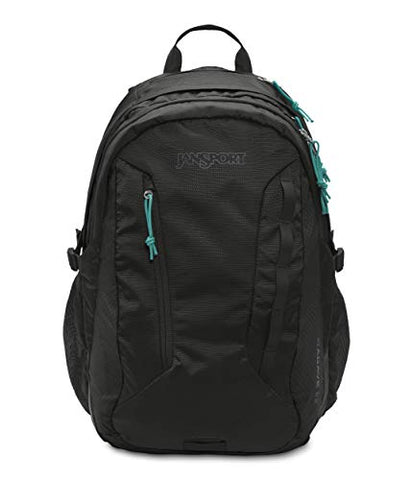 JanSport JS00T70L008 Women's Agave Backpack, Black