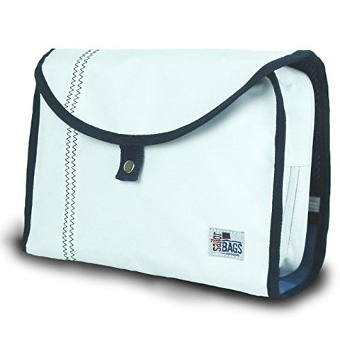 Sailor Bags Hanging Toiletries Kit (White)