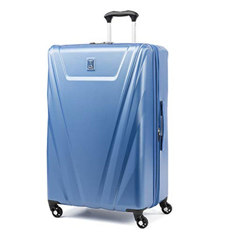 Travelpro Maxlite 5 29-Inch Expandable Hardside Spinner Luggage, Azure Blue