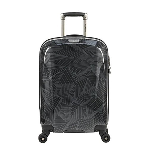 Ricardo Beverly Hills Spectrum 20-Inch Wheelaboard Luggage, Black