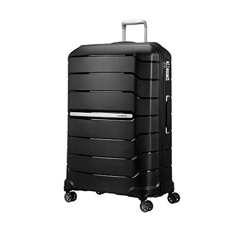 Samsonite Octolite Spinner Carry-On Luggage Large Black Suitcase