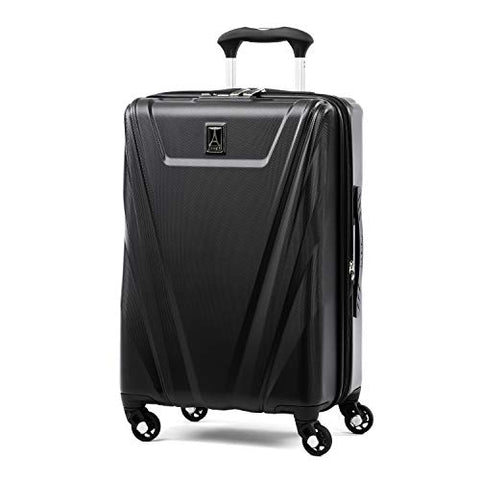 "Travelpro Maxlite 5 21"" Expandable Hardside Carry-On Spinner (Black)"