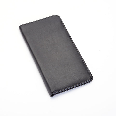 Royce Leather Executive Passport Travel Document Wallet