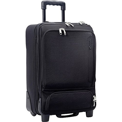 "Ebags Professional 22"" Expandable Carry-On (Black)"