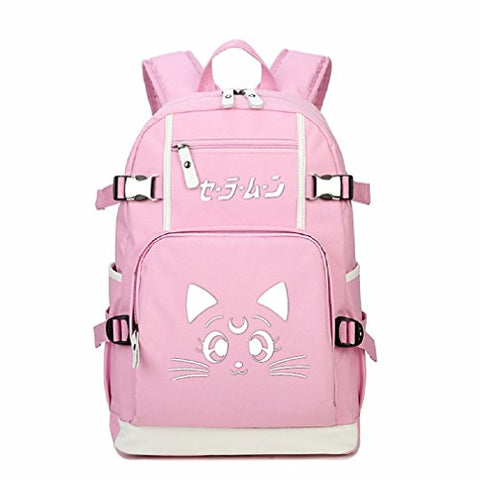 Yoyoshome Luminous Japanese Anime Cosplay Laptop Bag Bookbag College Bag Backpack School Bag