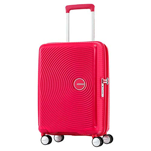 Pink American Tourister Curio Hardside 3 Piece Set 20//25//29 with Spinner Wheels