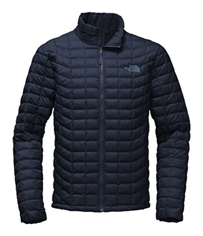 The North Face Men's Thermoball Jacket Urban Navy Matte Outerwear