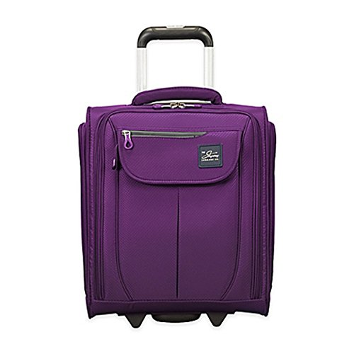 The Purple Skyway Luggage Mirage 2.0 16-Inch Underseat Tote