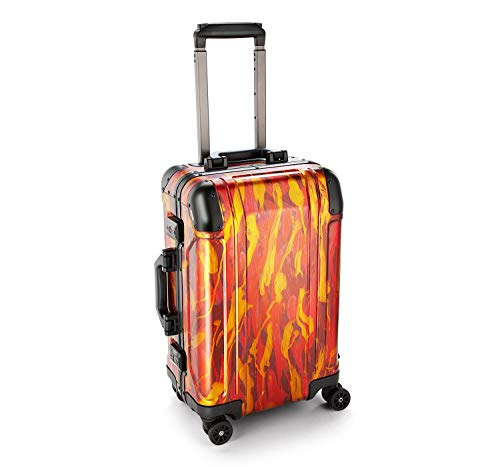 Zero Halliburton Geo Aluminum 3.0 International Carry-On (Meteor)