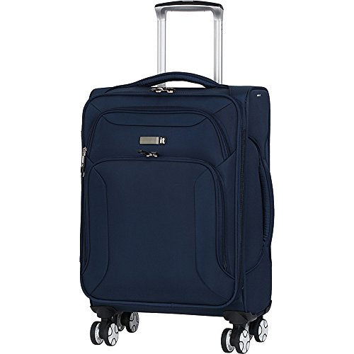 "It Luggage Megalite Fascia 21.5"" Expandable Carry-On Spinner Luggage"