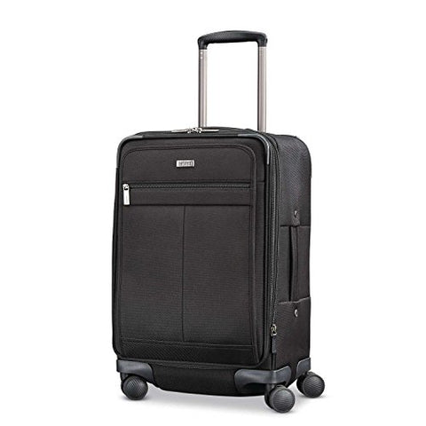 Hartmann Global Carry On Expandable Spinner, Basalt Black