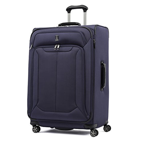 "Travelpro Skypro Lite 29"" Expandable 8-Wheel Luggage Spinner (Navy)"