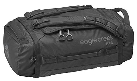 Eagle Creek Backpacker Cargo Hauler 45L (Black, Small)
