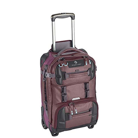 Eagle Creek ORV 2-Wheel Carry-On Rolling Duffel, Earth Red