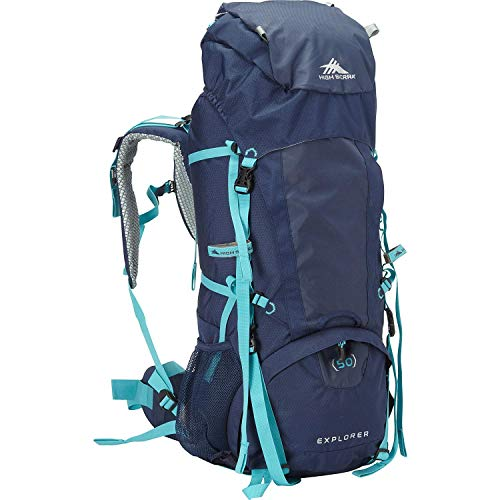 High Sierra Women's Explorer 50 (True Navy/True Navy/Tropic Teal)