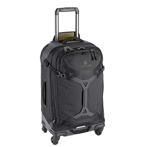 Eagle Creek Gear Warrior 4-Wheel Rolling Duffel Bag, 26-Inch, Jet Black