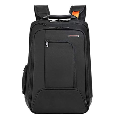 Briggs & Riley Accelerate Backpack, Black, One Size