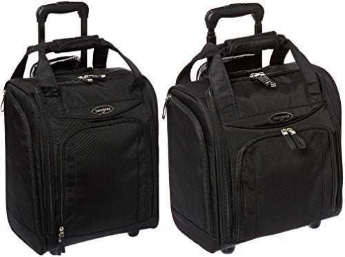 Samsonite Wheeled Underseater Set Of 2, Large And Small