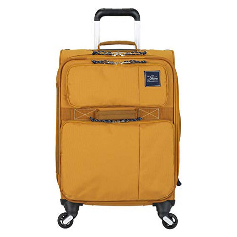 Skyway Whidbey 20-Inch Spinner Carry-On (Honey)