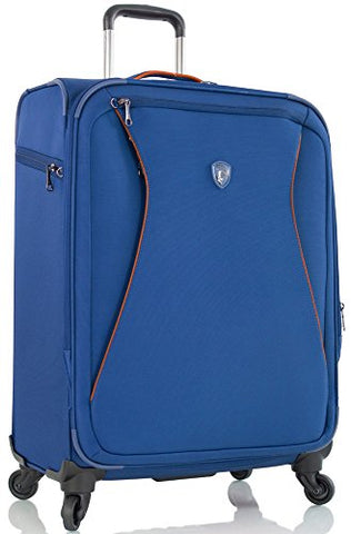 "Heys America Helix Collection Expandable 26"" Spinner Blue"