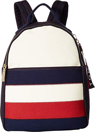 Tommy Hilfiger Women's Vivian Backpack Navy/Multi One Size
