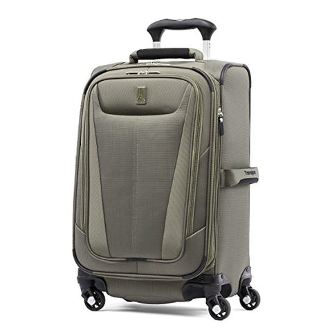 Travelpro Luggage Maxlite 5 Lightweight Expandable Suitcase , Slate Green