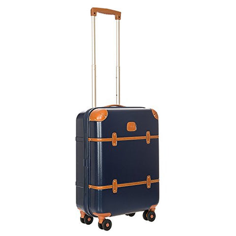 Bric's Luggage Bellagio Ultra Light 21 Inch Carry On Spinner Trunk