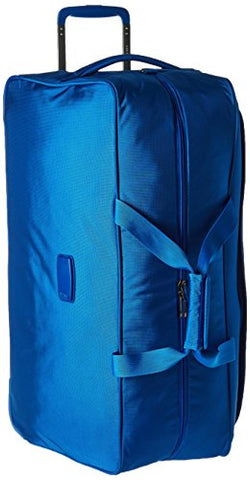 "Delsey Luggage Chatillon 28"" Trolley Duffel, Blue"