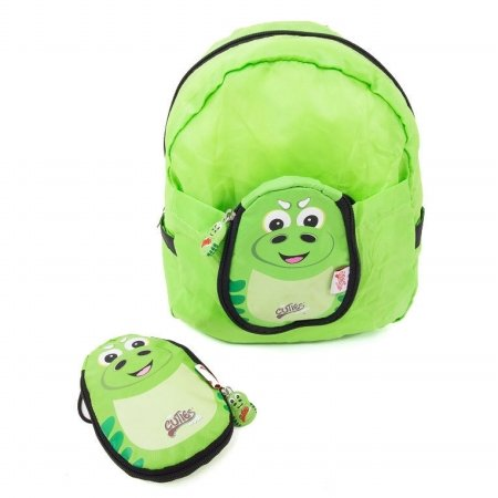 Cuties & Pals Cuties And Pals P-Rex Dinosaur Kids Foldable Backpack