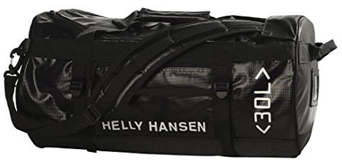 Helly Hansen 30-Litre Duffel Bag, Black, Standard