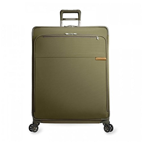 "Briggs & Riley Baseline Extra Large Expandable 31"" Spinner, Olive, One Size"